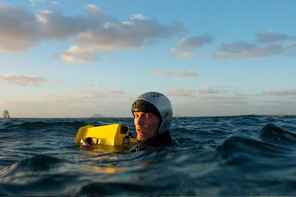Andre Paskowski.  Foto: windsurfers.de