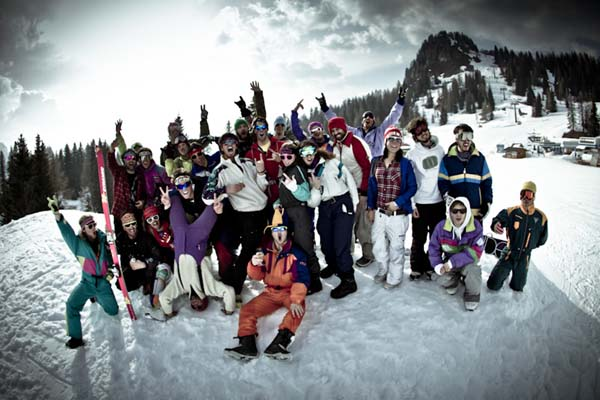 Dolomiti Super Freestyle 2011/2012.  Foto: Roland Haschka