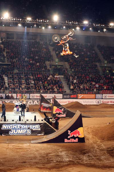 Night of the Jumps 2011 Sofia.  Foto: Oliver Franke / NOTJ.de