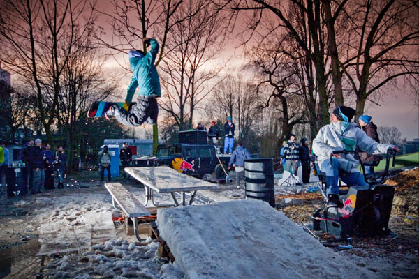 Red Bull Winch Dir Was 2011.  Foto: Red Bull Content Pool