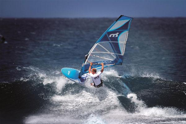 Mistrak Teamrider gesucht.  Foto: Windsurf Mistral Anders
