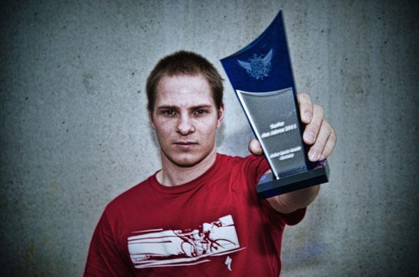 Surfer des Jahres 2011: Sebastian Steudtner Foto: Sebastian Steudtner