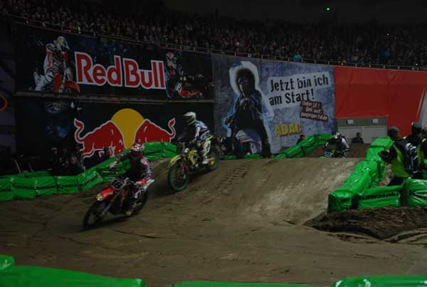 Supercross Dortmund 2012