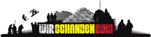 Wir Schanzen 2012.  Foto: www.wirschanzen.de
