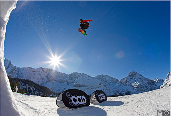 Ehrwalder Alm Shred.  Foto: Andreas Mohaupt