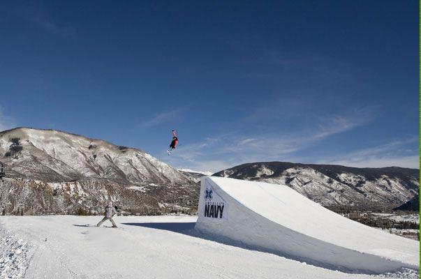 X Games Aspen.  Foto: Josh Speidel
