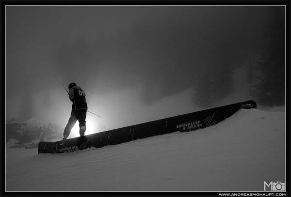 Ehrwalder Alm Shred 2012.  Foto: Andreas Mohaupt