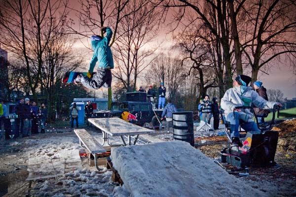 Red Bull Winch Dir Was 2012.  Foto: Red Bull Content Pool