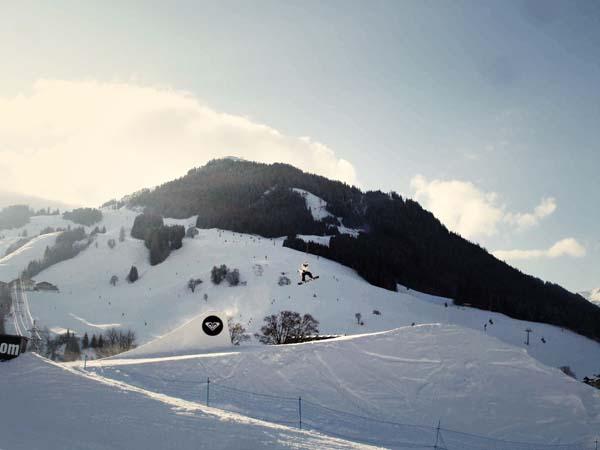 Roxy Snow Pro Saalbach Hinterglemm 2012.  Foto: www.roxy.com
