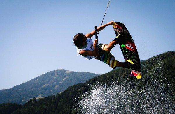 Wakeboard Europe und Afrika Championships 2012.  Foto: Perauer