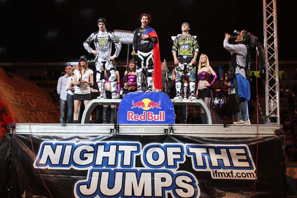Night of the Jumps Turin 2012.  Foto: Oilver Franke / NOTJ.de