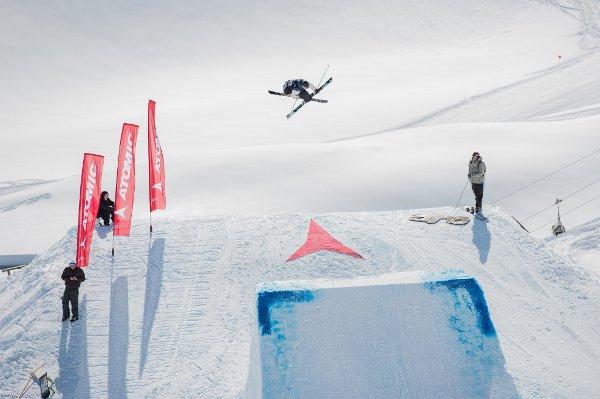 Austrian Freeski Open 2012.  Foto: Matthias Rhomberg
