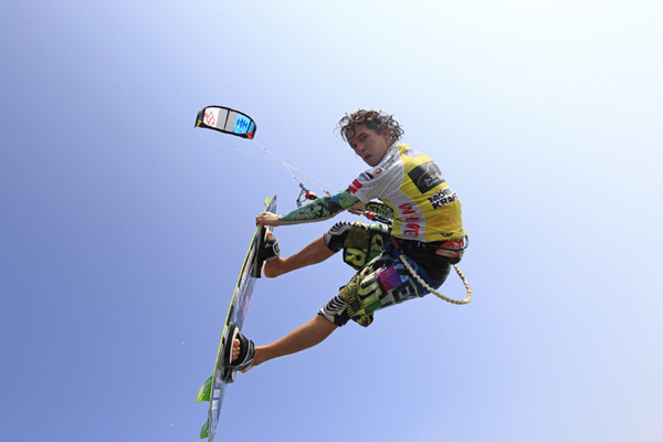 Kitesurf World Cup St. Peter-Ording 2012.  Foto: HOCH ZWEI / Philipp Szyza