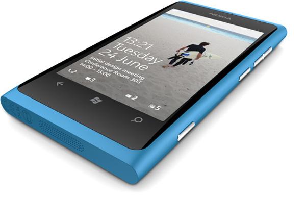 Nokia Lumia 900 Werbekampagne. Foto: www.nokia.com