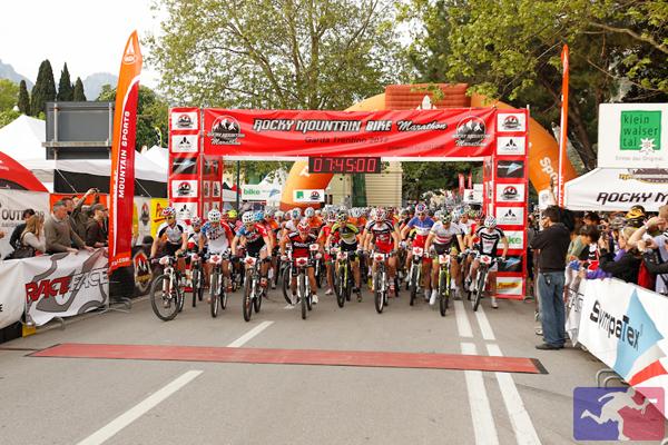 marathon Bike Festival garda Trentino2012 Foto: Veranstalter