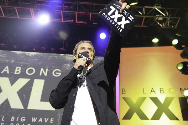 Alex Gray Foto : Billabong XXL Global Big Wave Awards 2012