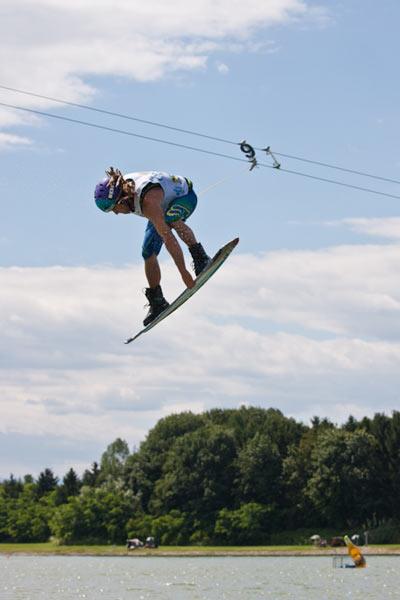 Rider: Daniel Fetz Foto: Sam Strauss.