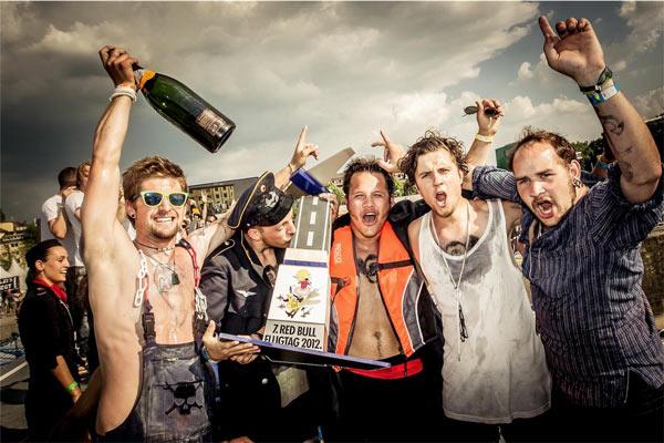 Team: Siegerteam DonCanallie Foto: Florian Hagena.