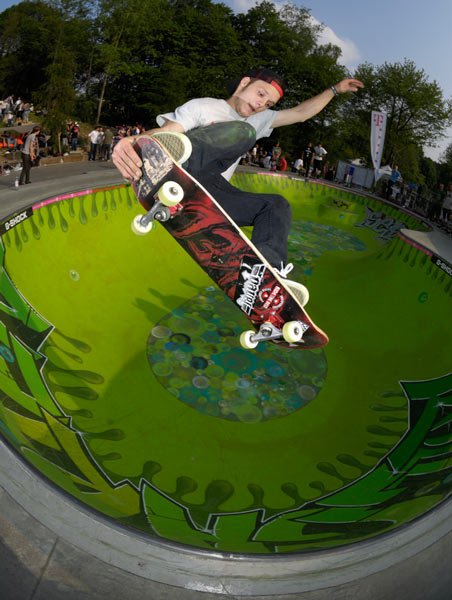 Rider: Unknown Foto: Skatepark Hemer.