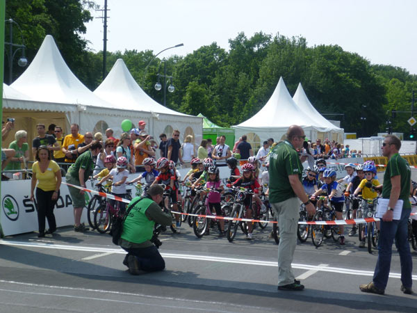 ADAC Kids Race Foto: Upsolut/Hochzwei.