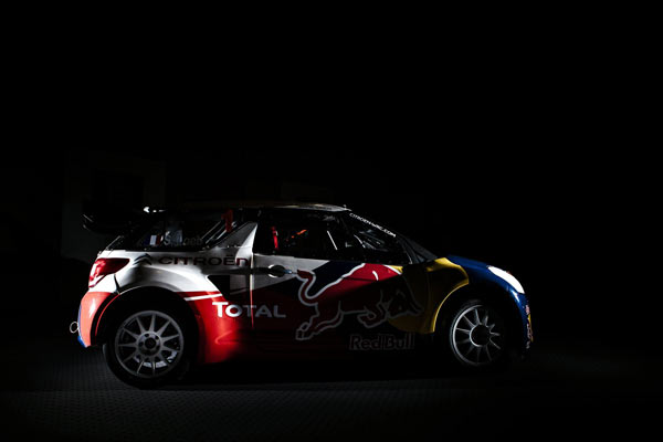 Auto: DS3 XL  Foto: Red Bull Media.