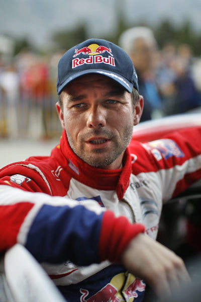 S�bastien Loeb  Foto: Red Bull Media.