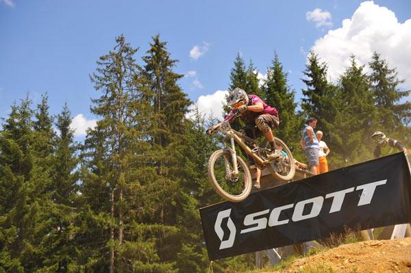 Rider: Unknown Foto: Dakine Freeride Festival.