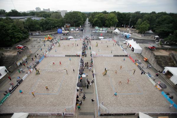 smart Grand Slam 2012 in Berlin.  Foto: Hoch Zwei/Thomas Victor