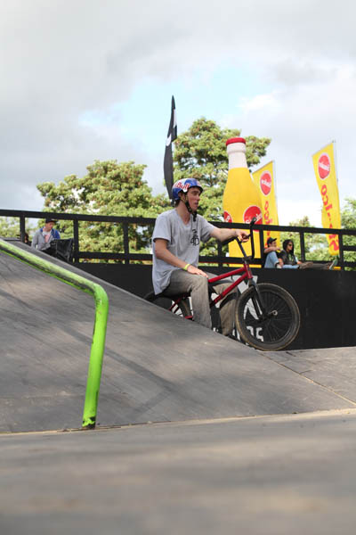 BMX WORLDS 2012 in Kln.  Foto: Mirko Wakat