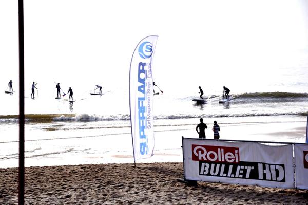 Vorschau auf die German SUP Challenge 2012 auf Fehmarn.  Foto: Veranstalter