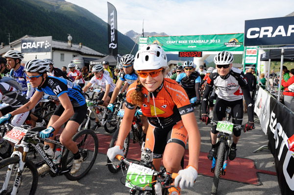 Craft Bike Transalp 2012.  Foto: Craft Bike Transalp/ Peter Musch