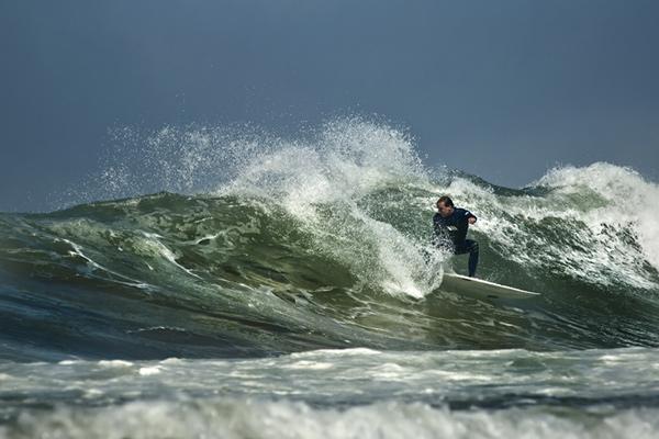 Vorschau auf die Austrian Surfing Champs 2012 in Ericeira: Martin Roll.  Foto: Philip Platzer