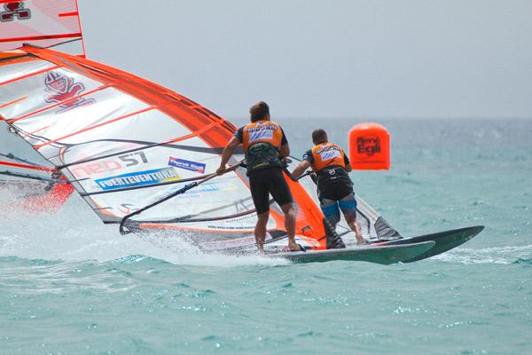 Slalom Grand Slam beim Fuerteventura Surf World Cup 2012.  Foto: Veranstalter