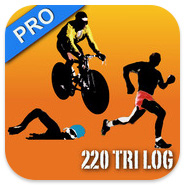Triathlon App fürs Handy.  Foto: Apple