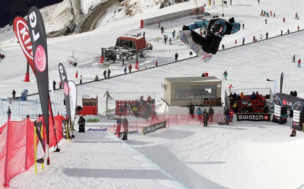 Vorschau auf den Snowboard World Cup 2012/ 2013.  Foto: Oliver Kraus