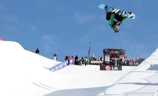 Vorschau auf den Snowboard World Cup 2012/ 2013.  Foto: FIS/ Oliver Kraus