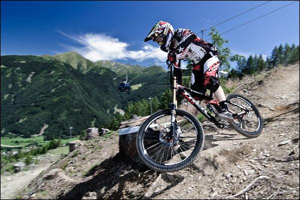 Vorschau auf den spark7 Nordkette Downhill.PRO Innsbruck Invitational 2012.  Foto: Felix Schueller