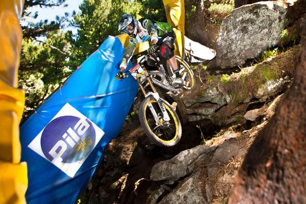 Rider: Florent Payet Foto: Thomas Dietze.