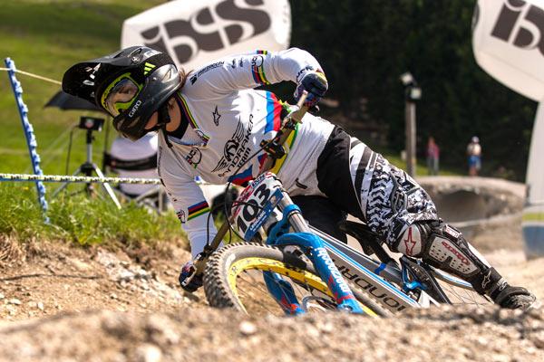 Rider: Emmeline Ragot Foto: Thomas Dietze.
