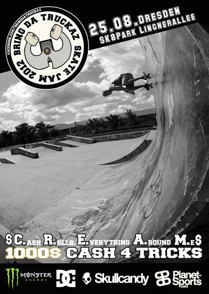 Flyer Foto: Bring da TruckaZ.