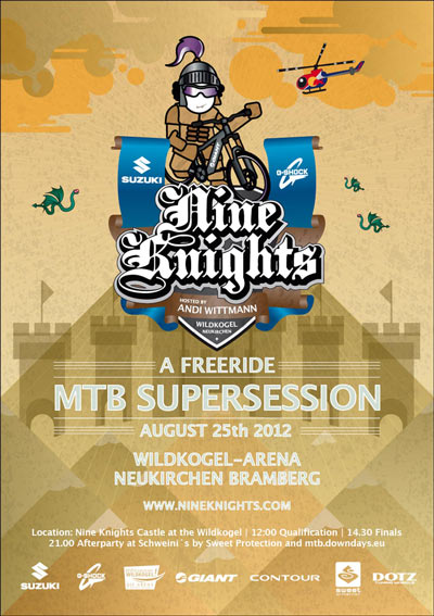 Flyer 2012 Nine Knights 2012.