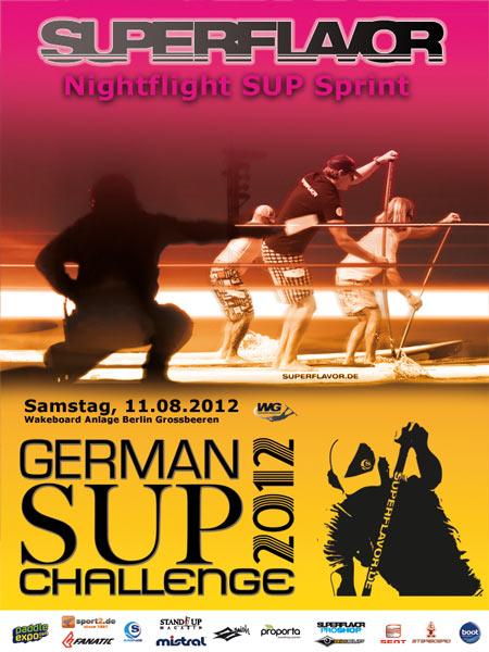Flyer 2012 Foto: SUP 2012.