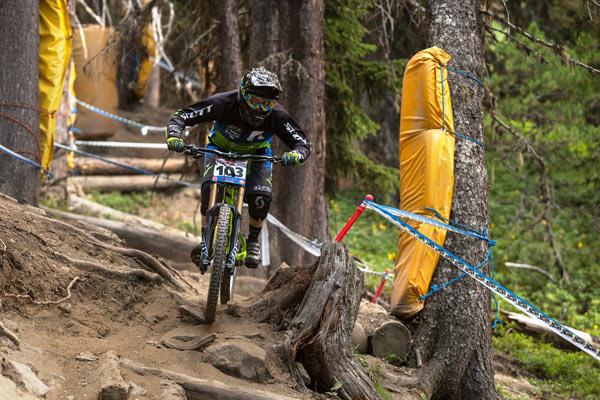 Rider: Floriane Plugin Foto: Thomas Dietze.
