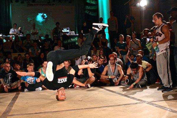Fetter Style beim Finale des Vita Cola Kingz Of The Circle 2012.  (Fotos: Michael Lippold