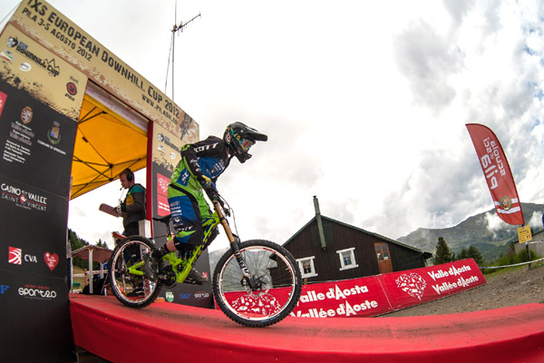 European Downhill Cup. Foto: Thomas Dietze