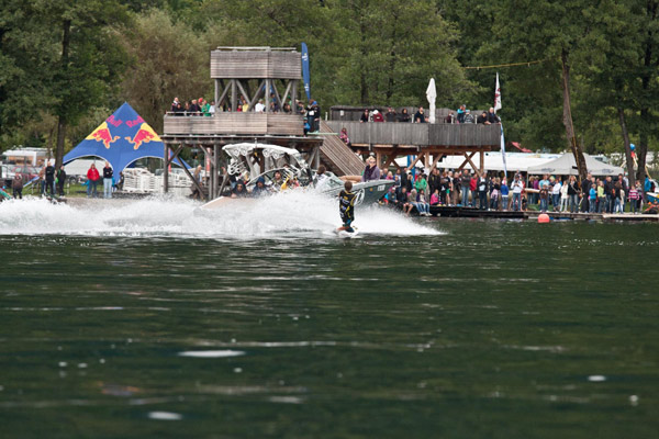 Wakeboard Cup Dbriach 2012.  Foto: Sam Strauss