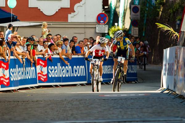 UCI Mountainbike WM Leogang.  Foto: Ale DiLulo