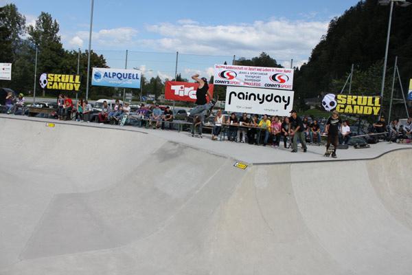 Austrian Bowl Masters 2012.  Foto: Veranstalter