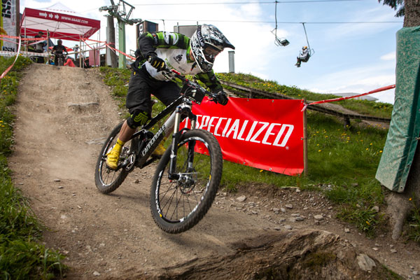 KitzAlp Specialized Enduro Series 2012.  Foto: Thomas Dietze