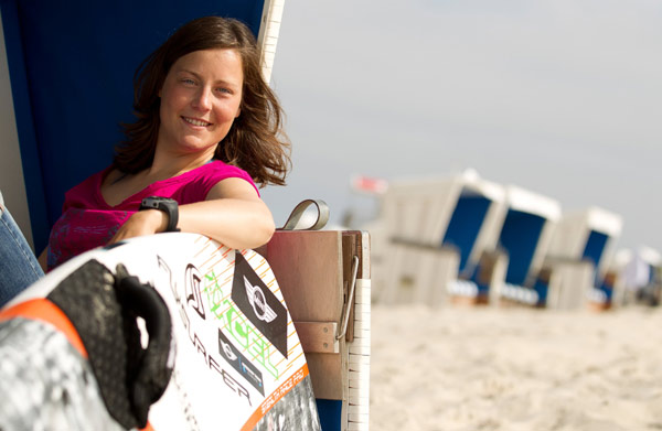 Christine Bönninger.  Foto: Reemedia